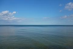 blauer meerspiegel
