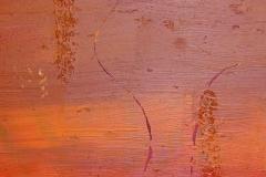 hintergruendig in orange 30x70
