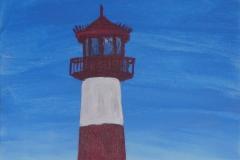 leuchtturm mit duene