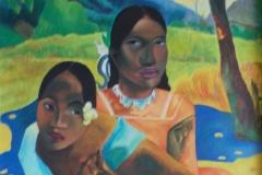 hommage an gauguin